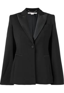 Stella Mccartney Jaqueta Slim - Preto