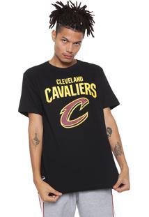 Camiseta Nba Cleveland Cavaliers Preta