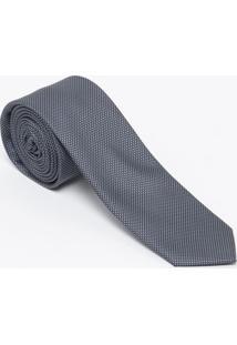 Gravata Slim Fit Estampada