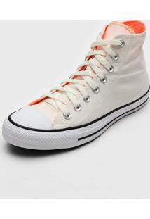 Tãªnis Converse Chuck Taylor All Star Pocket Off-White - Off-White - Feminino - Dafiti