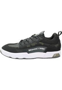 Tênis Dc Shoes Legacy 98 - Preto E Branco