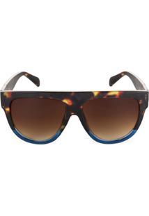 587b4f5a18878 Óculos De Sol Marie Marrom feminino   Shoelover