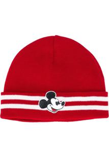 Gcds Gorro 'Mickey Mouse' - Vermelho