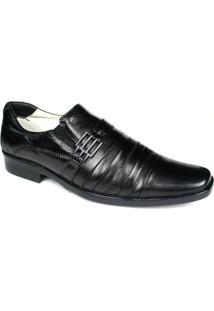 Sapato Ranster Social Max Confort - Masculino-Preto