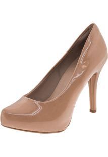 144efa983 Clóvis Calçados. Sapato Feminino Salto Alto Antique Crysalis ...