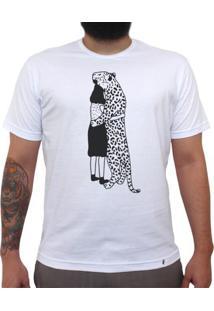 Abração - Camiseta Clássica Masculina