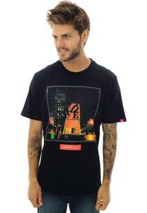 Camiseta Asphalt Love Park - Blabac X Ayc - Masculino