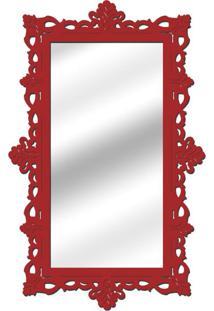 Espelho De Parede 14848V Preto 70X110 Art Shop