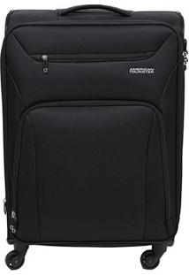 Mala De Viagem American Tourister By Samsonite South Beach Média - Masculino-Preto