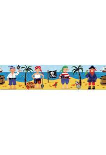 Adesivos De Parade Roommates Colorido Treasure Hunt Peel & Stick Border