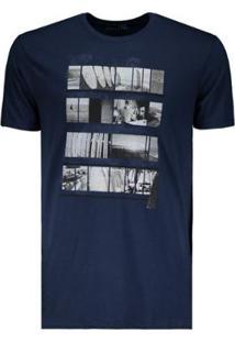 Camiseta Rusty Mistake Sb Silk Masculina - Masculino