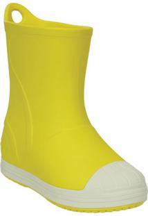 Galocha Crocs® Bump It- Amarela & Brancacrocs