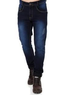 Calça Jeans Vels Masculina - Masculino-Jeans