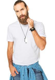 Camiseta Sommer Lisa Branca