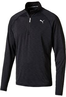 Blusa Puma Core-Run Ls Hz - Masculino