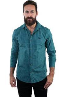 Camisa New Era Branded Masculina - Masculino-Verde