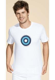 Camiseta Masculina Do Câncer De Mama Com Estampa