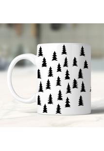 Caneca Pine Trees
