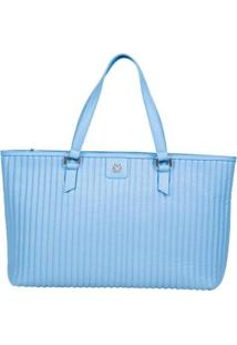 Bolsa Feminina Ana Hickmann Bag Soft - Feminino-Azul
