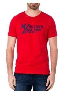 Camiseta Masculina Th0887882776 Tommy Hilfiger