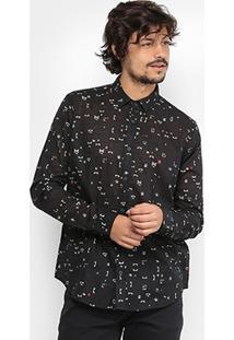 Camisa Reserva Patria Masculina - Masculino