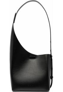 Aesther Ekme Demi Lune Shoulder Bag - Preto