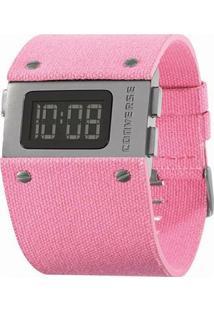 Relógio De Pulso Converse Ace - Feminino-Rosa