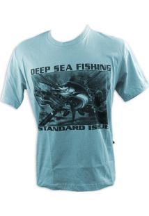 Camiseta Deep Sea Fishing Standard Issue