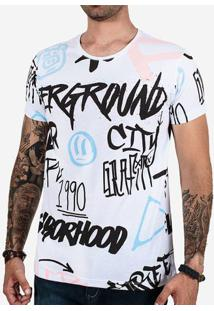 Camiseta Graffiti 102456