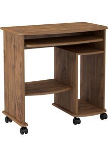 Mesa Para Computador Aracaju Cor Nobre - 24125 Sun House