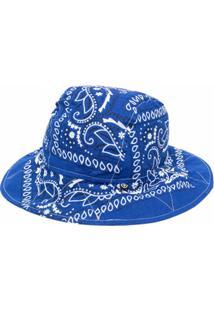Arizona Love Chapéu Bucket Bob - Azul