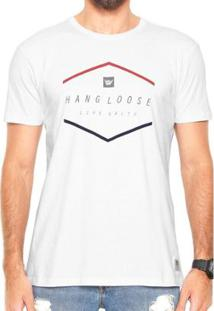 Camiseta Hang Loose Silk Blancolor - Masculino