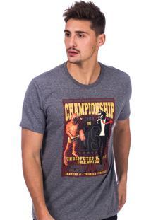 Camiseta Long Island Champion