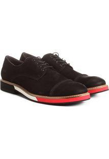 Sapato Casual Couro Reserva Rick - Masculino