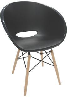 Cadeira Elena Preto