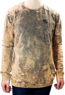 Camiseta Masculina Dixie 11.20.0042 - Masculino-Laranja
