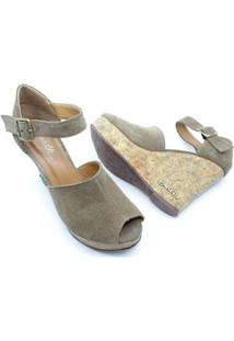 Sandalia Barth Shoes Cristal Feminina - Feminino