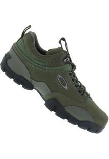 Tênis Oakley Modoc Low - Masculino - Verde Escuro