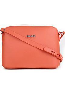 Bolsa Colcci Mini Bag Paris Feminina - Feminino-Laranja