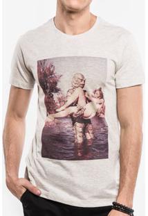 Camiseta Monstro Do Lago 0193