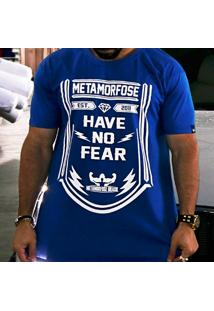 Camisa Long Have No Fear - Masculino
