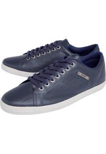 Tênis Coca Cola Shoes Perfuros Azul Marinho