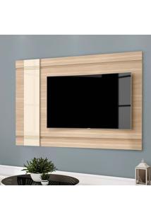 Painel Para Tv Até 65 Polegadas Orion Macchiato E Off White