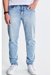 Calça Skinny Jeans Marmorizada