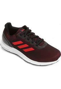 Tênis Adidas Cosmic 2 Masculino - Masculino-Preto+Vermelho