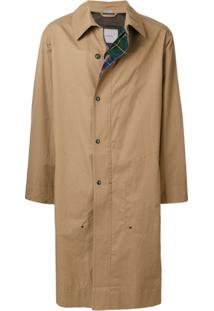 Lanvin Trench Coat - Neutro