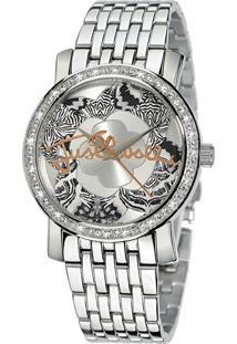 Relógio Just Cavalli Wj28888Q Prata