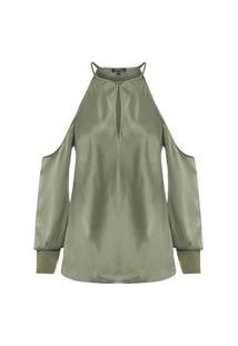 Blusa Feminina Norah - Verde