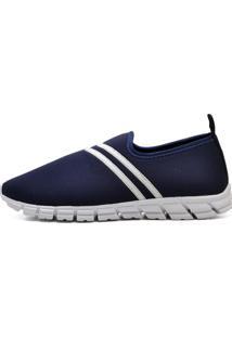 Tênis Ousy Shoes Training Levinho Azul
