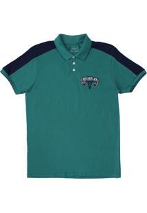 Camisa Wrangler Verde